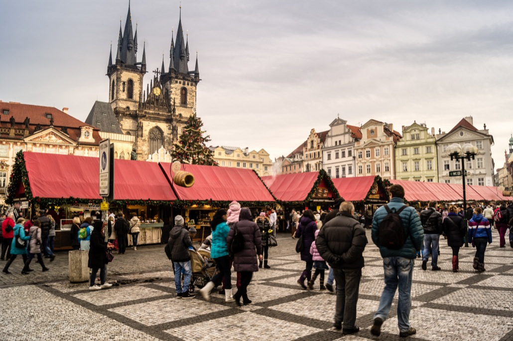 Christmas Market - Prague